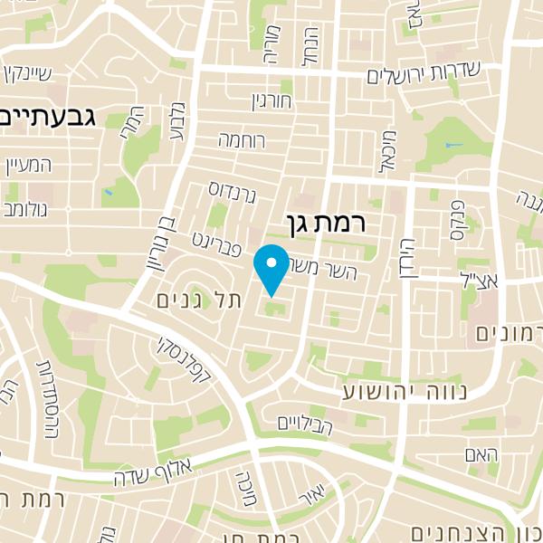 מפה של מלאכי הדרך