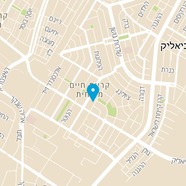 """מפה של גאוס נדל""""ן"""