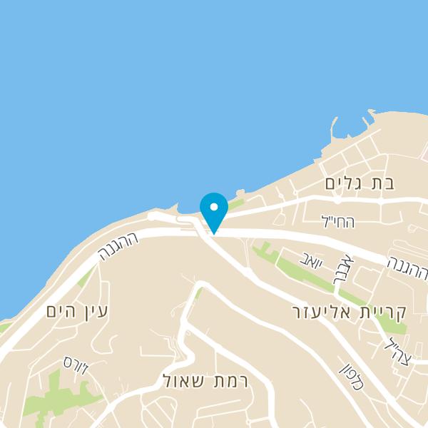 מפה של איטליאנו דלה קוסטה