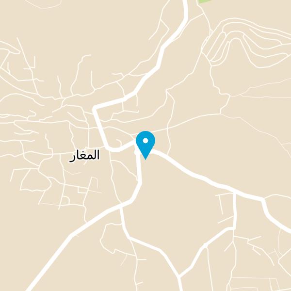 מפה של ממתקי אלחלאל