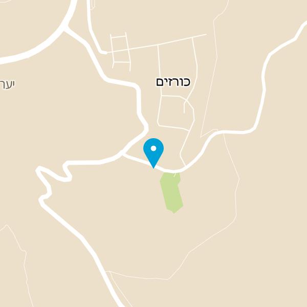 מפה של טיבי'ס