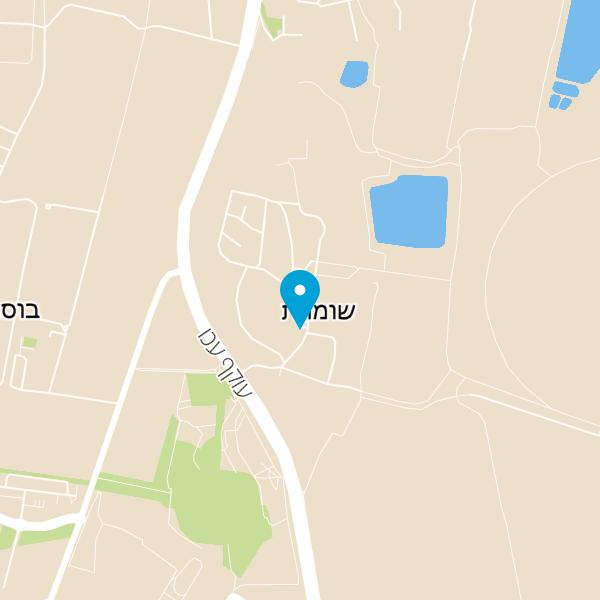 מפה של הצנחניה צניחה חופשית