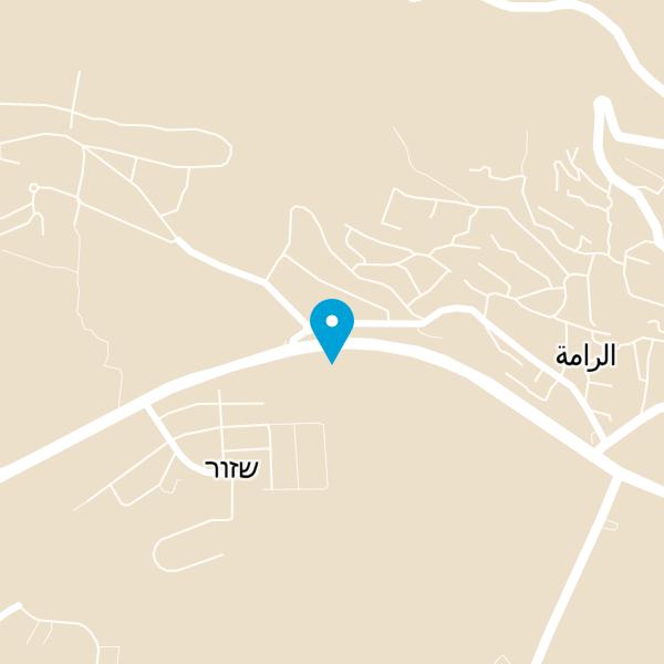 מפה של עזבה