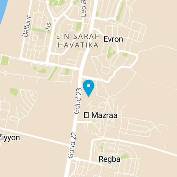 מפה של Great Faisal Market