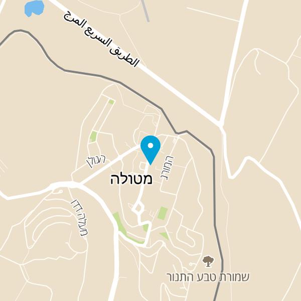 מפה של המבריא