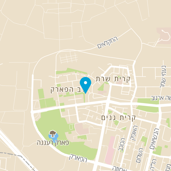 מפה של דרורה זמר