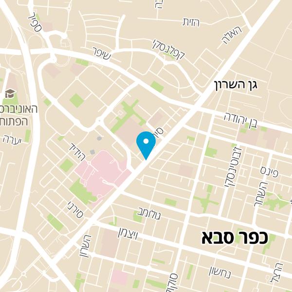 מפה של K itzuvim
