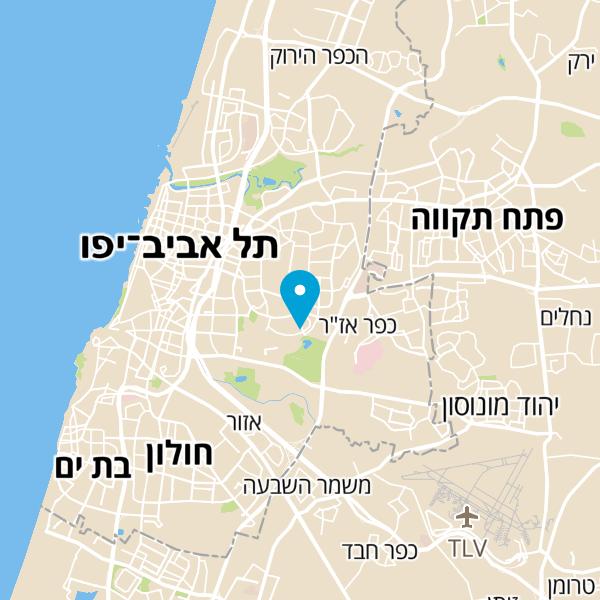מפה של Msl it