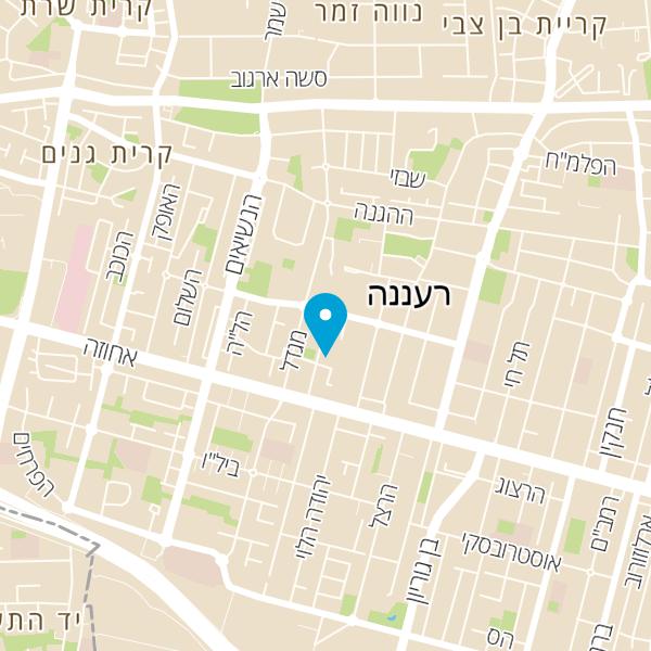 מפה של חנה
