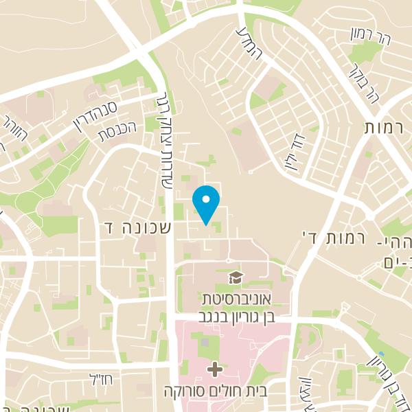 מפה של Alcapone Burger אלקפון בורגר