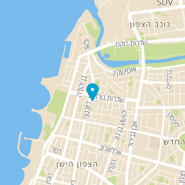מפה של קפה דה ויטה