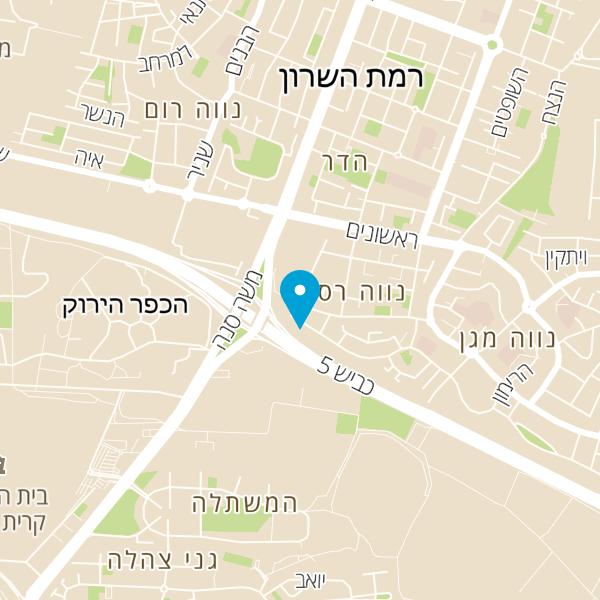 מפה של רונה פיסטול
