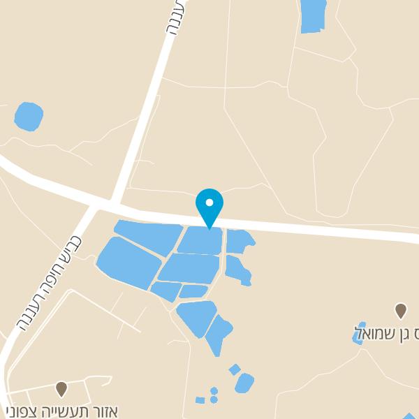 מפה של מסעדת REST 80