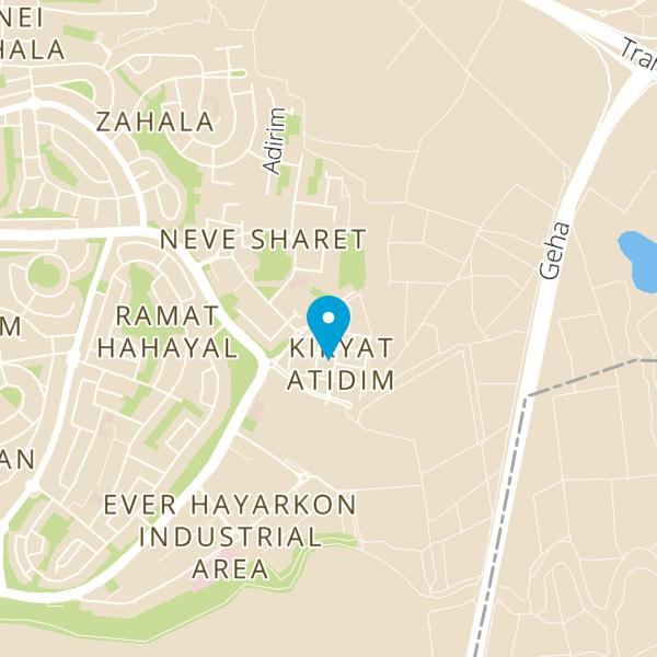 מפה של Venues