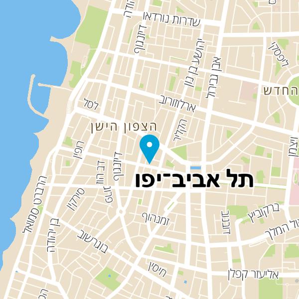 מפה של פנצ'רס תיקון קורקינט