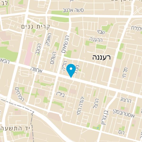 מפה של גבאי גילה