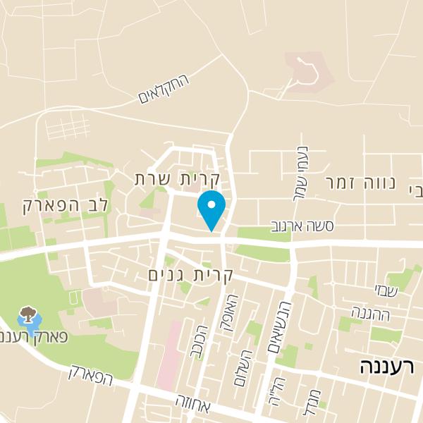 מפה של דבורה