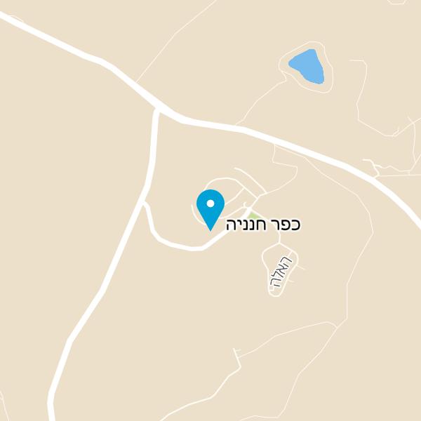 מפה של שאטו כרמים