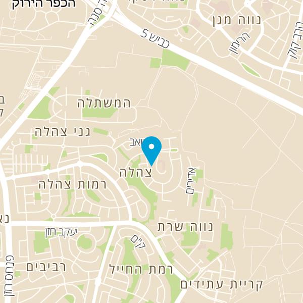 מפה של מיכל וידן מהלמן