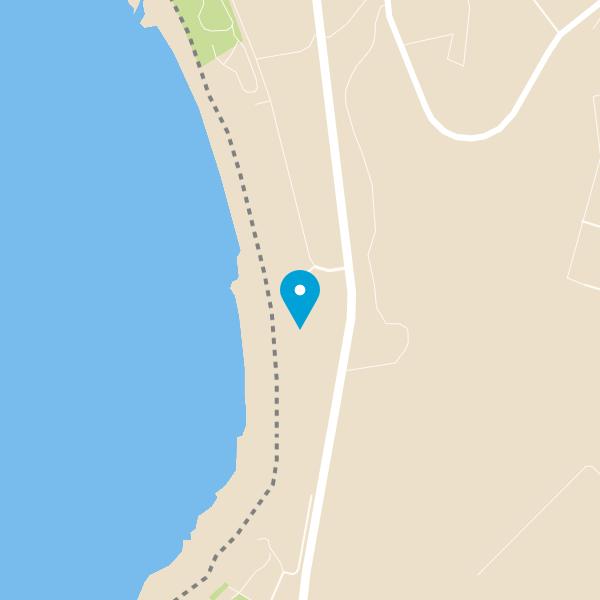 מפה של אוליב על הכנרת