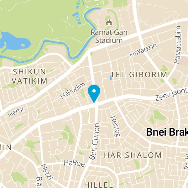 מפה של Hamisada Shel Ima