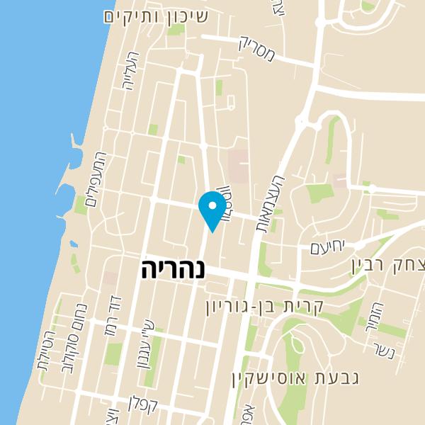 מפה של בלו קופי