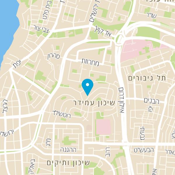 מפה של אם טי וי