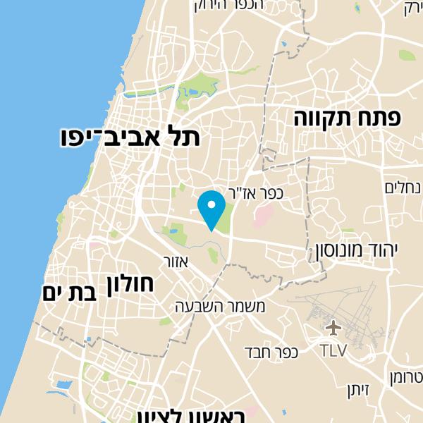 מפה של רמי בן דוסא