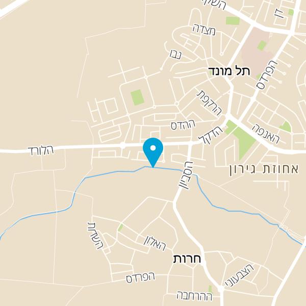 מפה של קלאס טאצ'