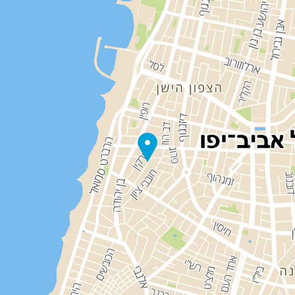 מפה של הכנסת מבית אלפי