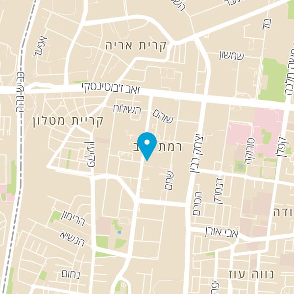 מפה של המגרש הביתי