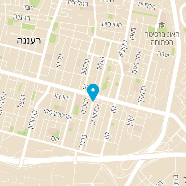 מפה של שרה'ס פלייס