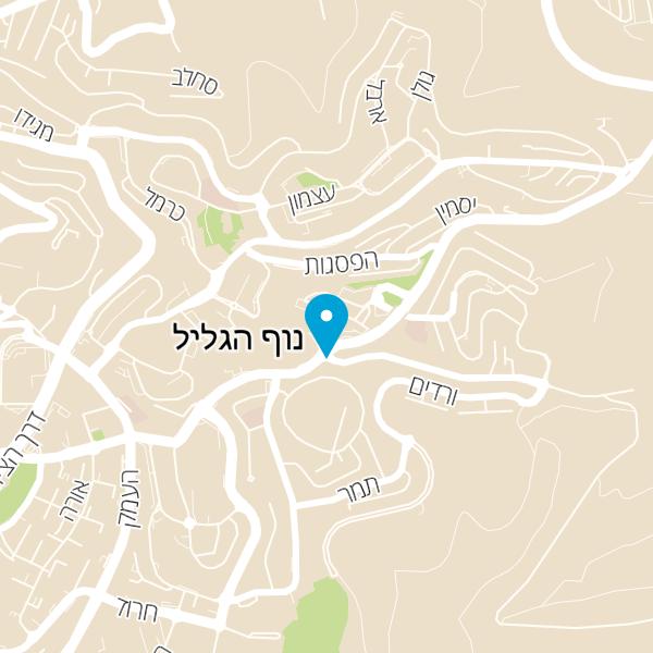 """מפה של ד""""ר מגאמסה אברהים מומחה באף אוזן וגרון"""
