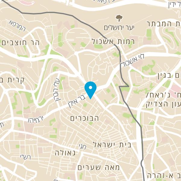 מפה של cofizz