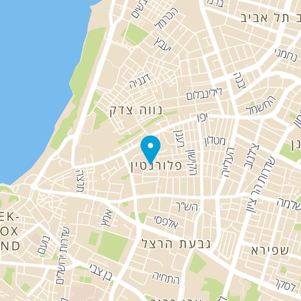 מפה של Deli by Yango