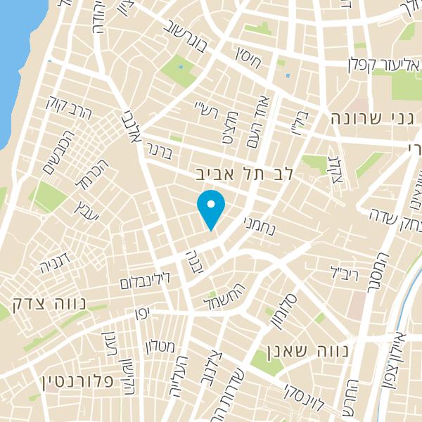 מפה של מלון נורמן