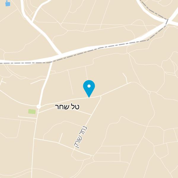 מפה של שביל עיזים