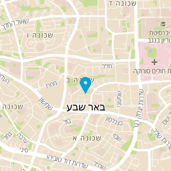 מפה של שמעון המנעולן