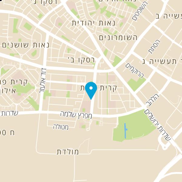 מפה של דיל בורגר