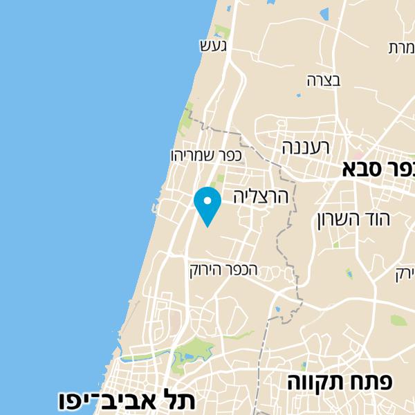 """מפה של ד""""ר אלדר חנה"""