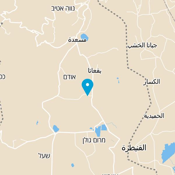 מפה של Rafael